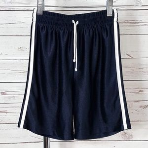 4/$25 Jumping Beans blue stripe athletic shorts